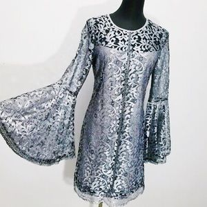 NWT White House Black Market Lace Dress